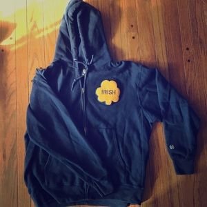 Tops - Notre Dame Rudy sweatshirt
